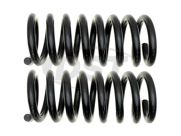 Moog-81462 Front Coil Springs - Pair