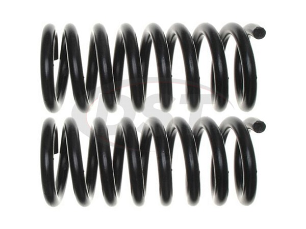 Moog-81464 Front Coil Springs - Pair