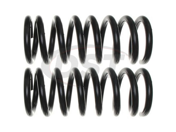 Moog-81468 Front Coil Springs - Pair