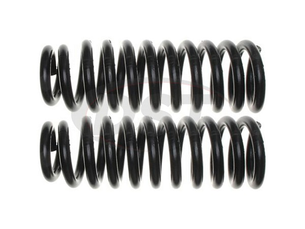 Moog-81470 Front Coil Springs - Pair