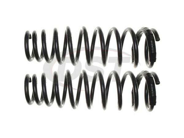 Moog-81472 Front Coil Springs - Pair