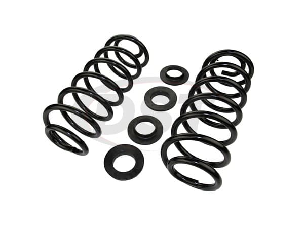 moog-81479 Rear Coil Springs - Pair