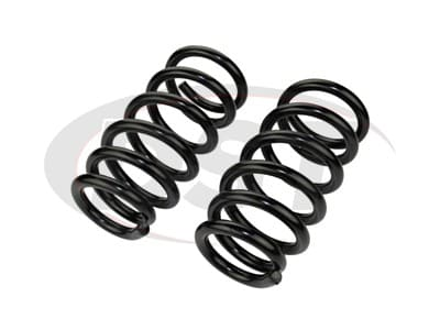 Moog Rear Coil Springs and Struts for Element