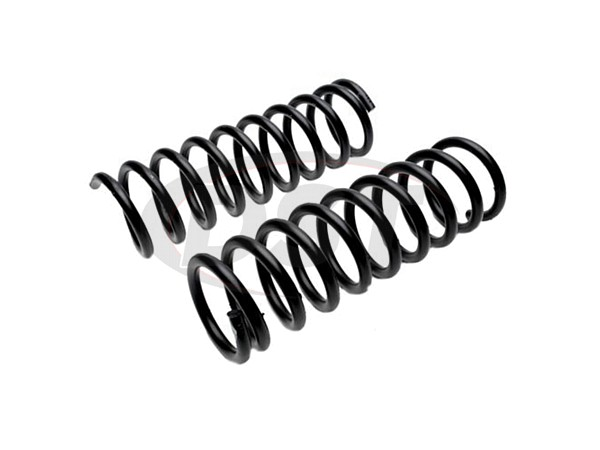 MOOG-8304 Front Coil Springs - Pair