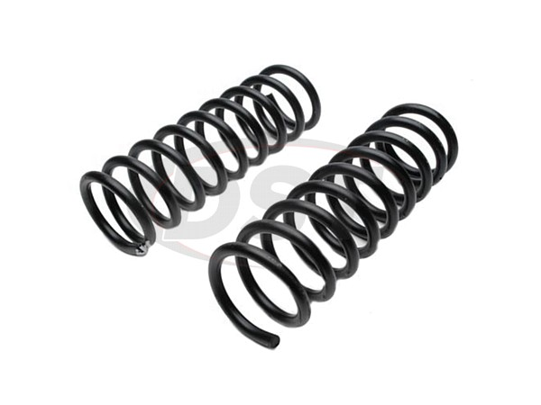 MOOG-8306 Front Coil Springs - Pair