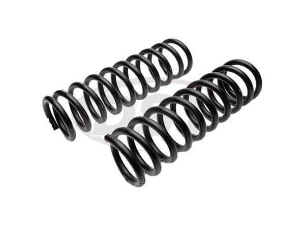 MOOG-8314 Front Coil Springs - Pair