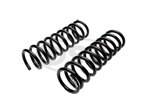 MOOG-8330 Front Coil Springs - Pair