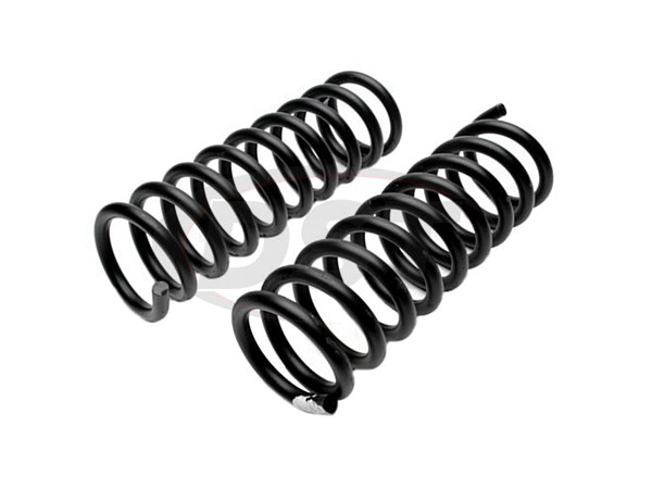 MOOG-8346 Front Coil Springs - Pair