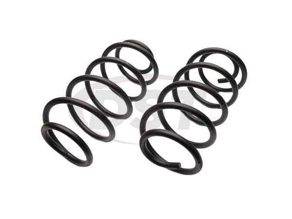 MOOG-8531 Rear Coil Springs - Pair