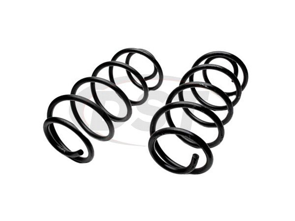 MOOG-8539 Rear Coil Springs - Pair