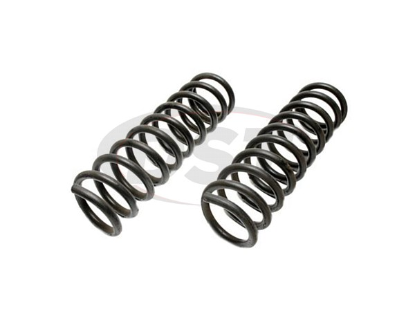 MOOG-8544 Front Coil Springs - Pair