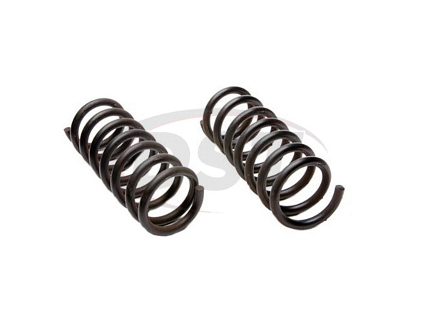 MOOG-8576 Front Coil Springs - Pair