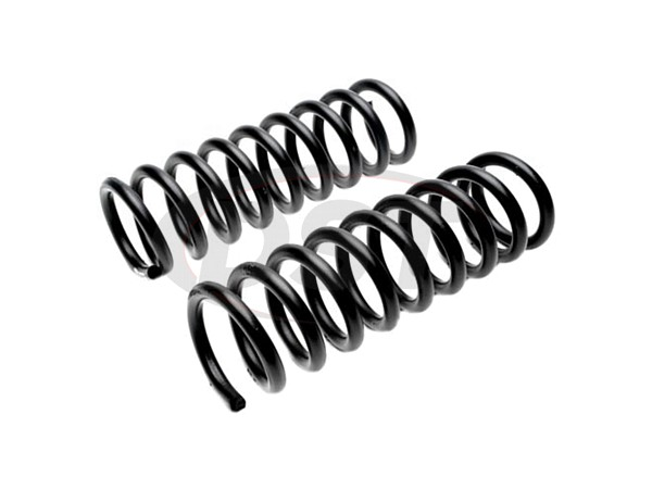 MOOG-8596 Front Coil Springs - Pair