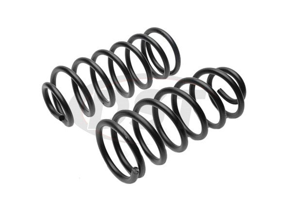 MOOG-8621 Rear Coil Springs - Pair