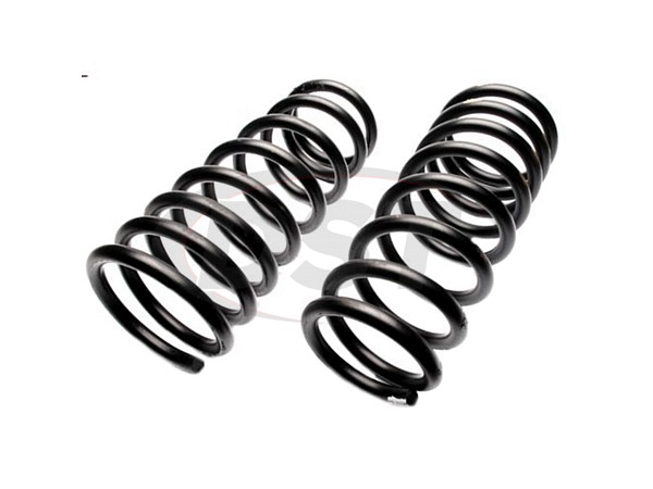 MOOG-CC1708 Front Variable Rate Coil Springs - Pair