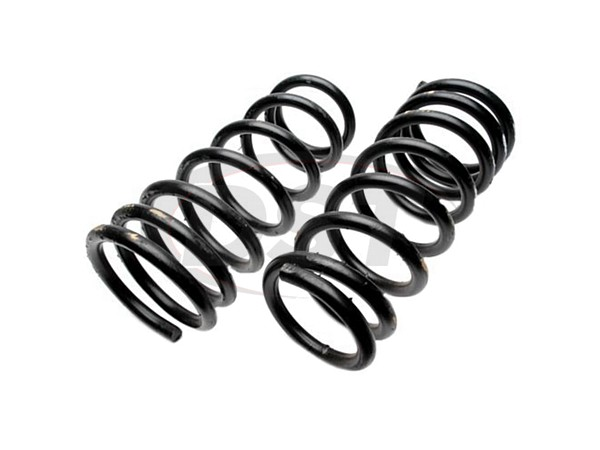 MOOG-CC1714 Front Variable Rate Coil Springs - Pair