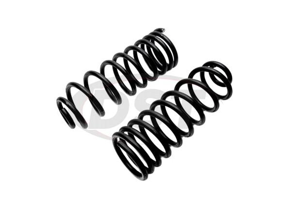 MOOG-CC225 Rear Variable Rate Coil Springs - Pair
