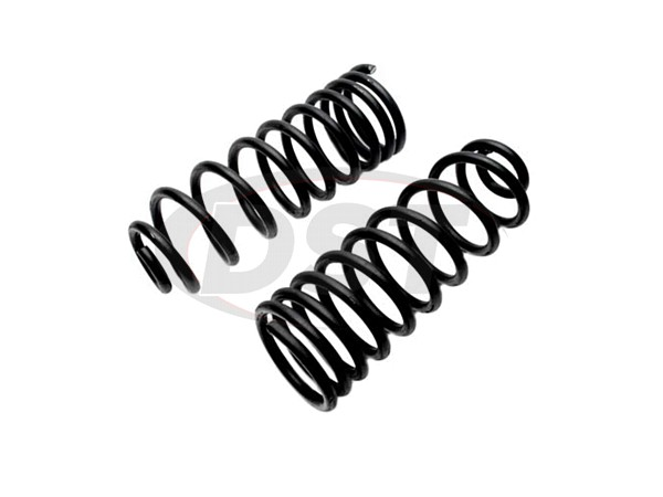 MOOG-CC225 Rear Variable Rate Coil Springs - Pair