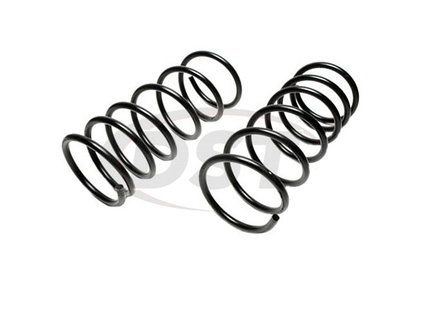 MOOG-CC240 Front Variable Rate Coil Springs - Pair