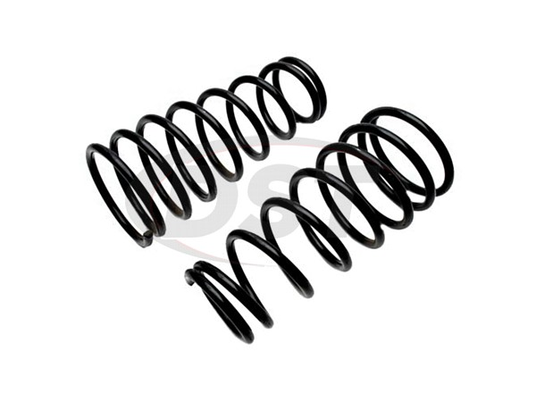MOOG-CC245 Rear Variable Rate Coil Springs - Pair