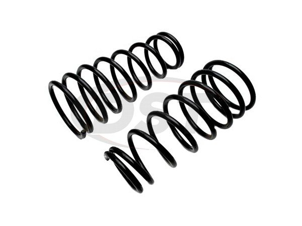 MOOG-CC245 Rear Variable Rate Coil Springs - Pair