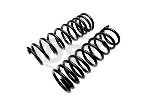 MOOG-CC247 Rear Variable Rate Coil Springs - Pair