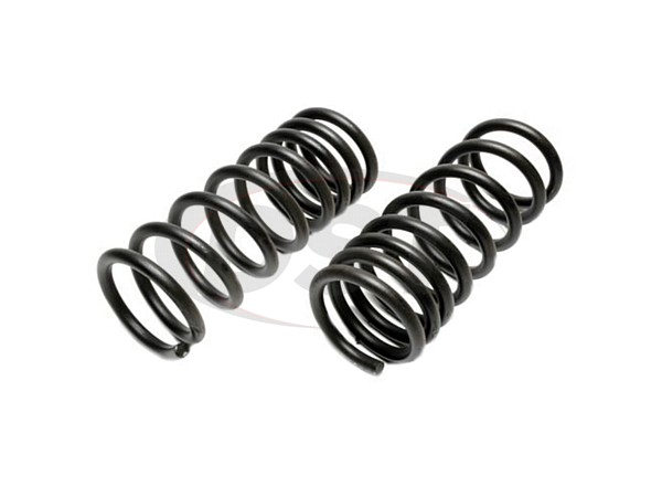 MOOG-CC251 Rear Variable Rate Coil Springs - Pair