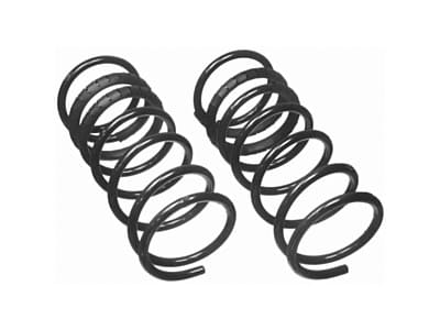 Moog Front Coil Springs and Struts for Prizm, Corolla