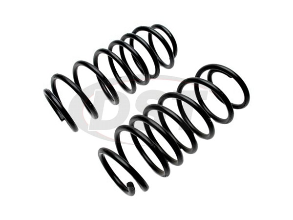 MOOG-CC258 Front Variable Rate Coil Springs - Pair