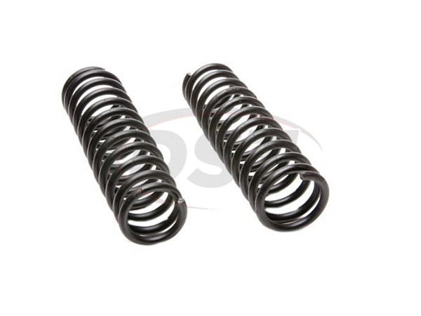 MOOG-CC271 Rear Variable Rate Coil Springs - Pair