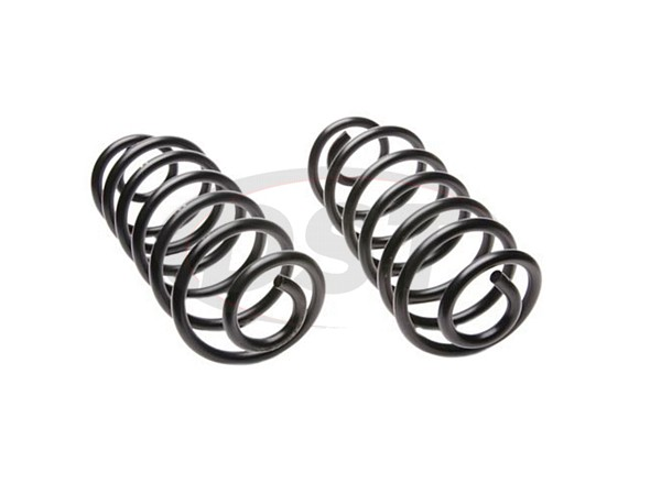 MOOG-CC503 Rear Variable Rate Coil Springs - Pair