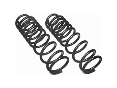 Moog Rear Coil Springs and Struts for Calais, DeVille