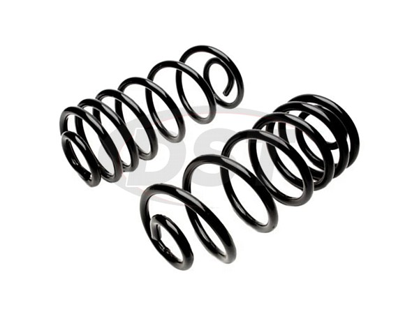 MOOG-CC611 Rear Variable Rate Coil Springs - Pair