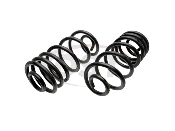 MOOG-CC613 Rear Variable Rate Coil Springs - Pair