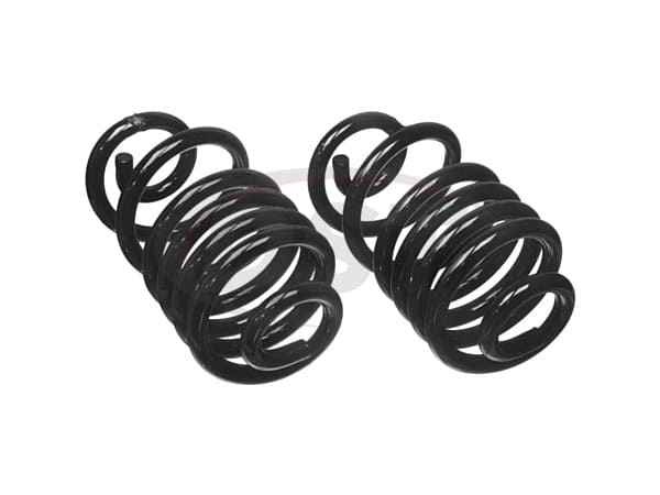 moog-cc615 Rear Variable Rate Coil Springs - Pair