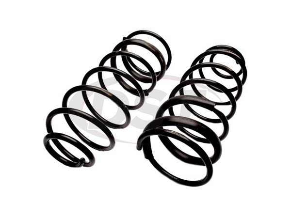 MOOG-CC630 Front Variable Rate Coil Springs - Pair