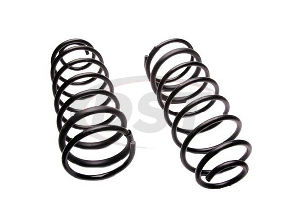 MOOG-CC632 Rear Variable Rate Coil Springs - Pair