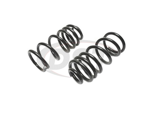 MOOG-CC639 Rear Variable Rate Coil Springs - Pair