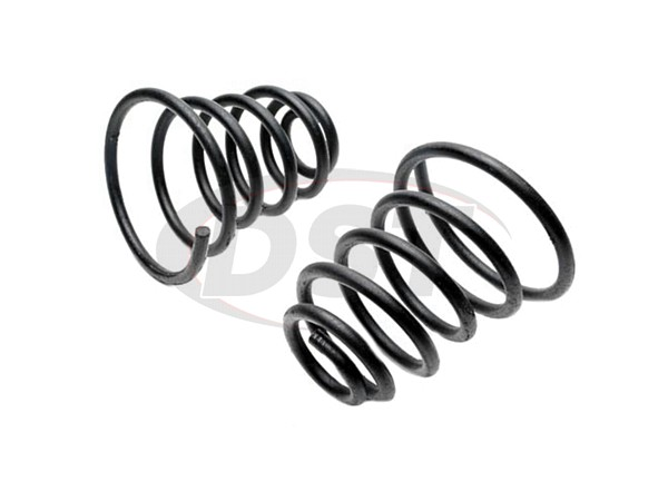 MOOG-CC645 Front Variable Rate Coil Springs - Pair