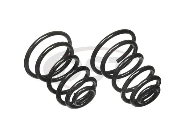 moog-cc645 Rear Variable Rate Coil Springs - Pair