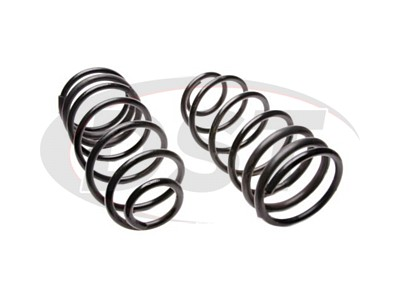 Front Variable Rate Coil Springs - Pair