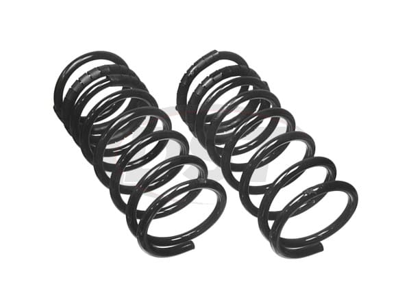 moog-cc653 Rear Variable Rate Coil Springs - Pair