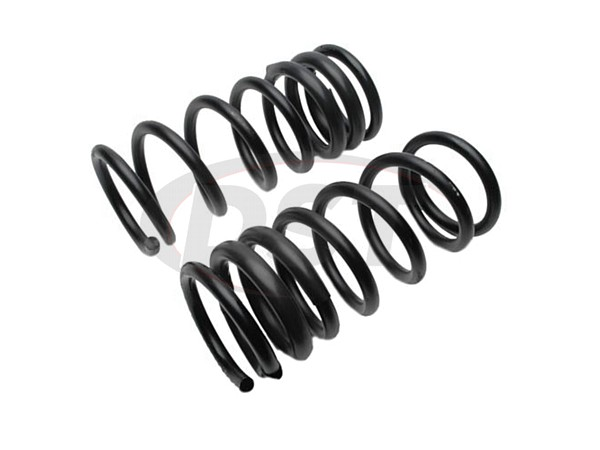 MOOG-CC661 Rear Variable Rate Coil Springs - Pair