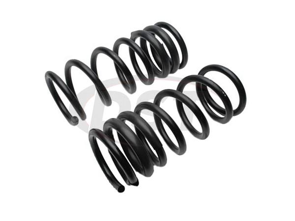 MOOG-CC661 Rear Variable Rate Coil Springs - Pair