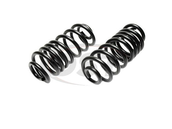 MOOG-CC667 Rear Variable Rate Coil Springs - Pair