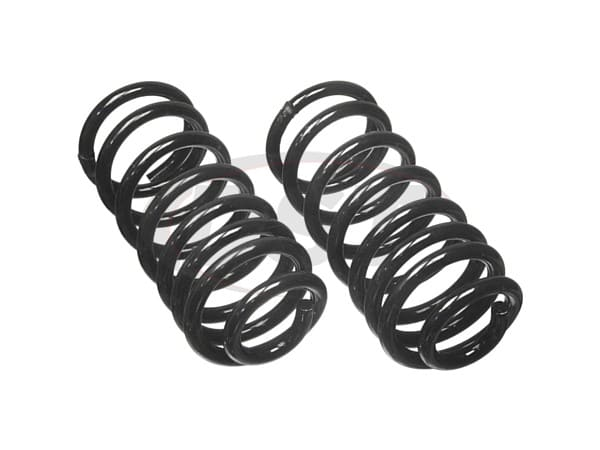 moog-cc668 Front Variable Rate Coil Springs - Pair