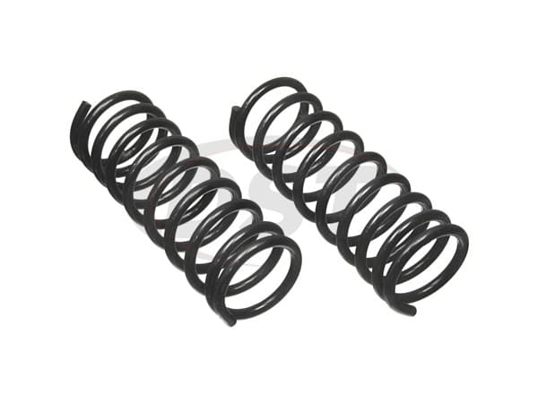 moog-cc669 Rear Variable Rate Coil Springs - Pair