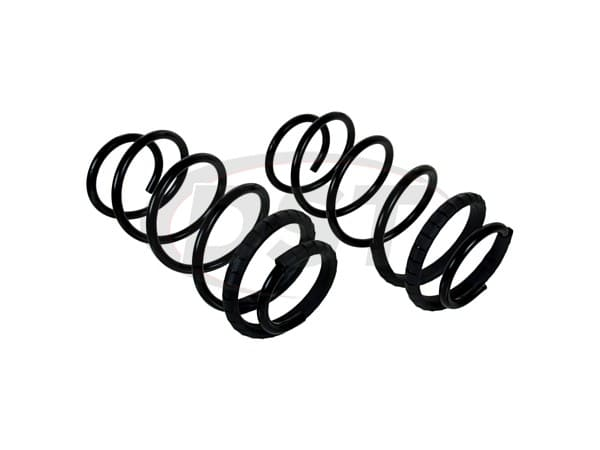 moog-cc670 Front Variable Rate Coil Springs - Pair