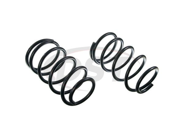 moog-cc672 Front Variable Rate Coil Springs - Pair