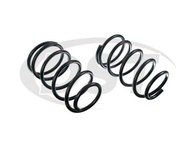 Moog Front Coil Springs and Struts for Malibu, Cutlass, Grand Am